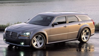 Photo of Inside Design: 2003 Dodge Magnum SRT-8 Concept: