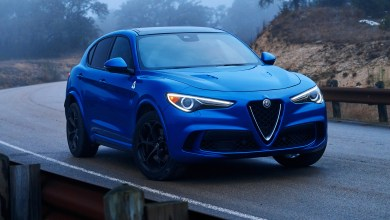 "Photo of Stelvio Quadrifoglio Named ""Most Fun SUV"" For Second Year In A Row:"