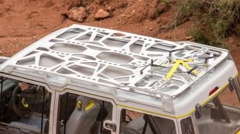 Jeep® Safari Concept. (Mopar).
