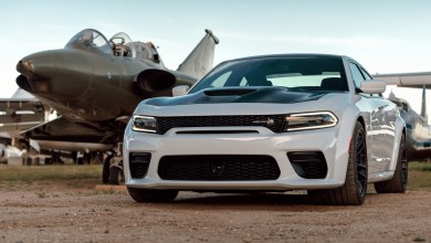 Photo of Dodge Releases Charger Scat Pack Widebody Pricing: