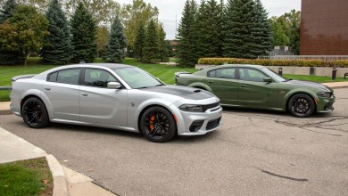 Photo of Dodge Canada Releases Pricing For The New Charger Widebody Models: