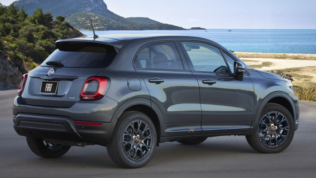 The 2020 Fiat 500x Crossover Still Holding Up Brand Lineup