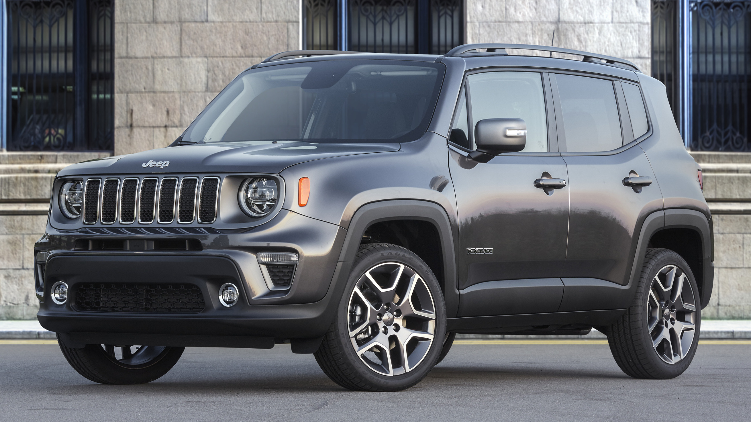 We Take A Look At The 2020 Jeep Renegade Lineup Moparinsiders