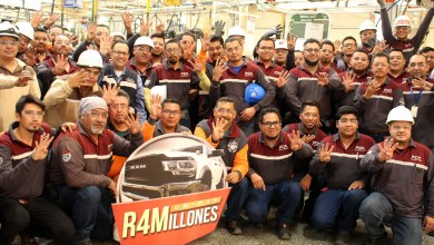 Photo of Saltillo Truck Assembly Plant Builds Its 4,000,000th Ram Truck: