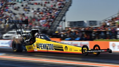 Photo of Pritchett Qualifies In The No. 2 Spot For AAA Texas NHRA FallNationals: