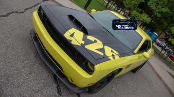 2009 Dodge Challenger 1320 Concept. (MoparInsiders).