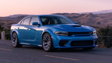 Photo of First Look: 2020 Dodge Charger SRT Hellcat Widebody Daytona 50th Anniversary Edition: