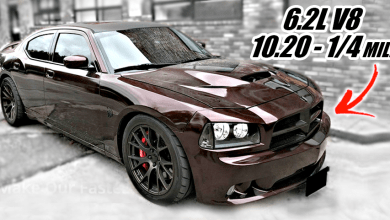 "Photo of ""Hellcat The World!"" – Custom Dodge Charger SRT Hellcat:"