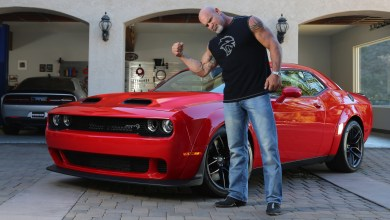 "Photo of Week #4 Of The ""Dodge Horsepower Challenge"" Has Begun:"