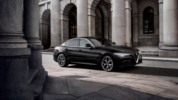 China-Spec 2020 Alfa Romeo Giulia Ti. (Alfa Romeo China).