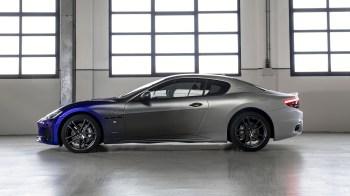 Maserati GranTurismo Zéda. (Maserati).