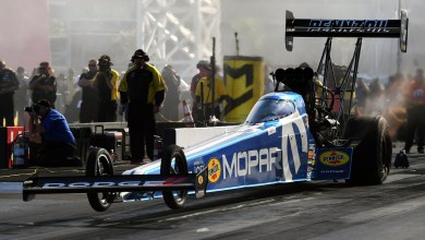 Photo of Pritchett & Beckman Break Track Record During Qualifying In Vegas: