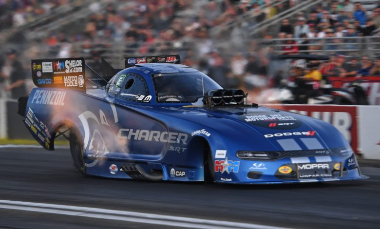 Photo of Hagan Is No. 1 Qualifier Going Into The 2019 Auto Club NHRA Finals: