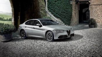 China-Spec 2020 Alfa Romeo Giulia Super. (Alfa Romeo China).