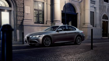 China-Spec 2020 Alfa Romeo Giulia. (Alfa Romeo China).