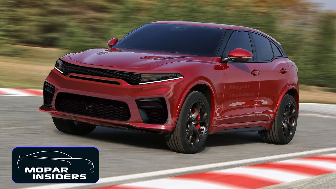 2021 Dodge Journey Srt Redesign