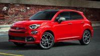 2020 Fiat 500X Sport. (FIAT).