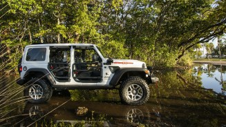 "2020 Jeep® Wrangler Unlimited ""Three O Five"" Edition. (Jeep)."