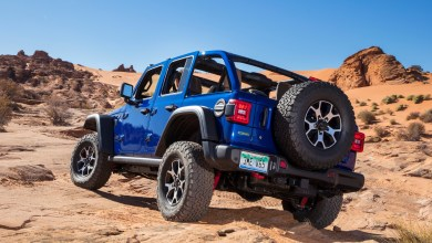 Photo of Mopar Releases Two New Lift-Kits For Jeep® Gladiator & Wrangler EcoDiesels: