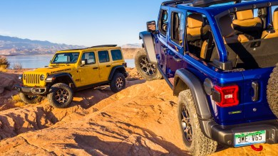 Photo of First Look: 2020 Jeep® Wrangler Unlimited EcoDiesel Lineup: