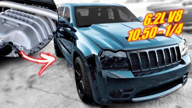 "Photo of ""Hellcat The World!"" – Custom Jeep® Grand Cherokee SRT Hellcat:"