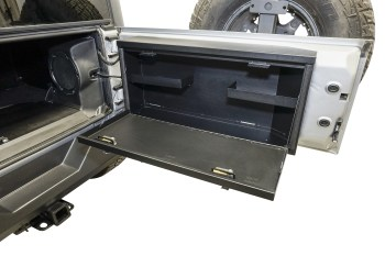 Tuffy Tailgate Lockbox (Tuffy)