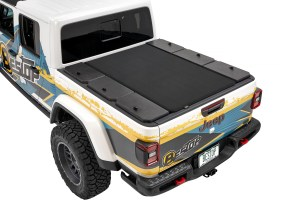 Tuffy Security Products Jeep Gladiator Lockbox with optional Bestop Tonneau (Tuffy)