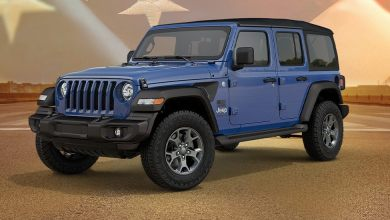 Photo of Jeep® Brings Back The Wrangler Freedom Edition, Just In Time For Veterans Day: