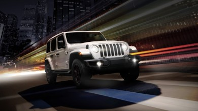 Photo of Meet The Jeep® Wrangler Night Eagle For The Middle East: