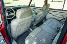 Hellcat Powered Jeep Wagoneer (Worldwide Auctioneers)