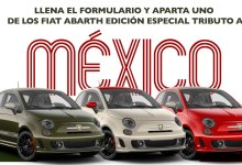 "Photo of FIAT Is Building A ""Tribute To Mexico"" Limited Edition To Say Farewell:"