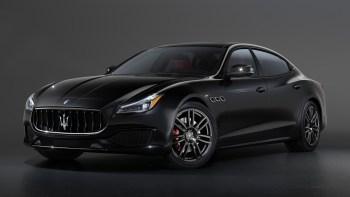 """2020 Maserati Quattroporte S Q4 """"Edizione Ribelle"""". (Maserati)."""