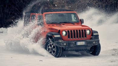 "Photo of Jeep® Wrangler Takes UK's 4×4 Magazine's ""4X4 Of The Year""!"