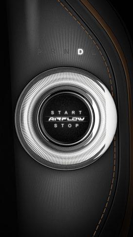 2020 Chrysler Airflow Vision Concept Car. (Chrysler).