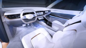 2020 Chrysler Airflow Vision Concept Car. (Chrysler).
