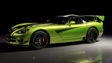 Photo of Three #1 2010 Dodge Viper ACR Special Editions Going Across Auction Block In Scottsdale: