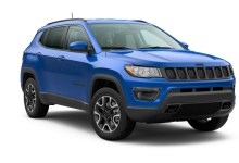 Photo of 2020 Jeep® Compass North Edition Arrives In Dealer Showrooms: