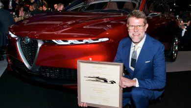 "Photo of The Alfa Romeo Tonale Concept Wins ""Most Beautiful Show Car 2020"" In Paris:"