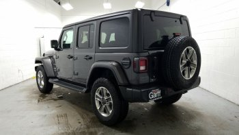 2020 Jeep® Wrangler Unlimited North Edition. (Ken Garff West Valley CDJR).