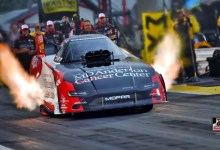 Photo of Tommy Johnson To Campaign MD Anderson Charger Hellcat Funny Car In 2020: