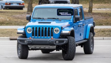 Photo of Jeep® Gladiator Mojave Build & Price Configurator Is LIVE:
