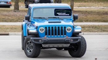 2020 Jeep® Gladiator Mojave. (MoparInsiders).