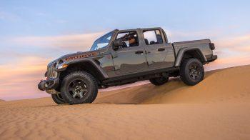 2020 Jeep® Gladiator Mojave. (Jeep).