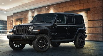 2020 Jeep® Wrangler Unlimited High Altitude in Black. (Jeep).