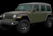 Photo of Jeep® Brings Back Popular Wrangler Color For 2020 Model Year: