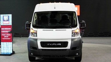 Photo of Ram Updates Its ProMaster Van Lineup With New Safety Technology For 2021 Model Year: