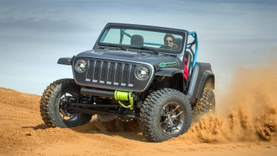 Photo of Inside Design: Jeep® 4SPEED Concept – Lightweight, Quick, & Nimble: