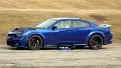 Photo of CAUGHT: 2020 Dodge Charger SRT HELLCAT Redeye On The Street: