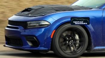 2020 Dodge Charger SRT Hellcat Redeye. (MoparInsiders).