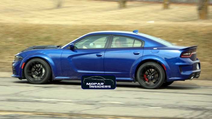 2020 Dodge Charger SRT Hellcat Redeye. (MoparInsiders).